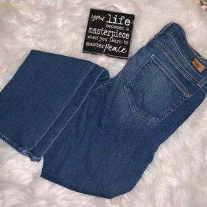 Paige Skyline Straight  Jeans 29